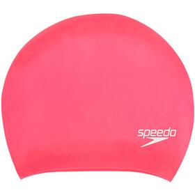 speedo Long Hair Gorra, rosa